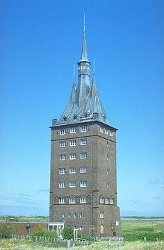 Leuchtturm Wangerooge Westturm