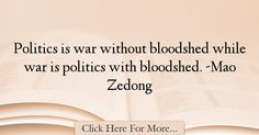 Mao Zedong Quotes About Politics - 55202