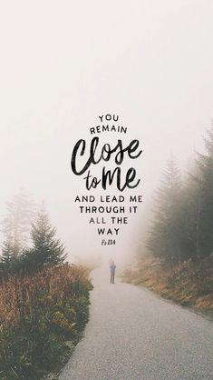 You Remain Close