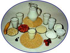 Soja - Alimentação natural é... mais saúde!