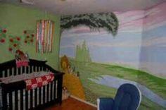 Wiz of oz nursery