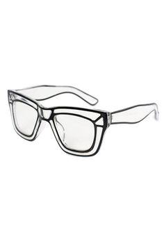 Had to buy these.     Smarten up your look with these great pairs of glasses