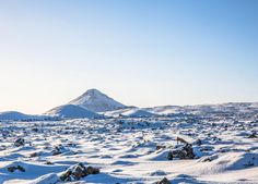 Your Ultimate Guide to Winter in Iceland! Stay warm!