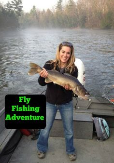 Learn how to fly fish on this guided fishing trip.