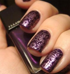 50 Nail Art Designs For Beginners & Learners 2013/ 2014