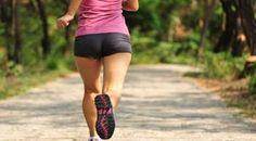 Corrida ajuda a definir a barriga