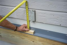 Deck Plans 303078249915897446 - Learn how to properly install a waterproof deck ledger board using flashing and fasteners. Check out our step by step video and detail drawings. Source by Deck With Pergola, Diy Pergola, Pergola Kits, Pergola Ideas, Small Pergola, Rustic Pergola, Pergola Garden, Wooden Pergola, Gazebo