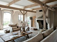 New living room country chic floors ideas Living Room White, Living Room Paint, New Living Room, Small Living Rooms, Living Room Interior, Home And Living, Living Spaces, Piece A Vivre, Living Room Lighting