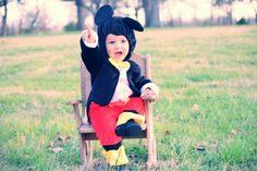 Mickey mouse fotos bebés