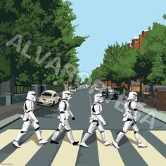 Abbey Star Wars [Alvarortega]