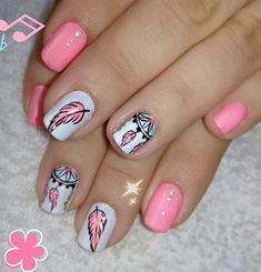Nail Colors, Ms, Nails, Beauty, Decorations, Short Nail Manicure, Nail Manicure, Giraffe Nails, Finger Nails