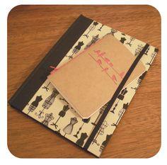 combo cuaderno + libreta ☜