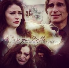 Rumbelle :( Once Upon a Time... these two tear me up inside...