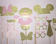 Accesorios de cabina de la foto de Minnie Mouse  fiesta de