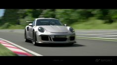 Gran Turismo Sport   Porsche 911 GT3 RS Extended Preview Gameplay