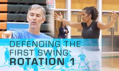 Watch as Mike Sealy and Salima Rockwell analyze Rotation 1 and discuss how the defensive team can stop their opponent's momentum early!