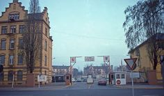Army Barracks in Worms Germany