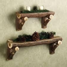 decorative shelves on wall - Google Search