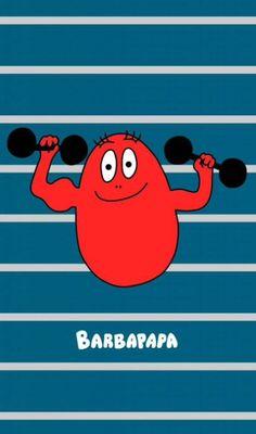 20 meilleures images du tableau 7 barbapapa amor babies stuff et baby - Barbe a papa personnage ...