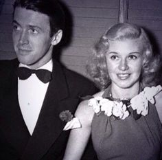 Jimmy Stewart, Ginger Rogers