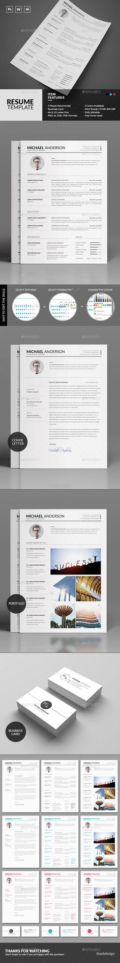 Resume By Advertyoga One More Good Resume  Cv Template For