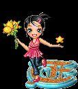 3 Gif, Alice In Wonderland Party, Zumba, Disney Characters, Fictional Characters, Aurora Sleeping Beauty, Creations, Wonder Woman, Dolls