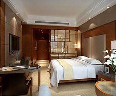 Room Modeling hotel room interior design | hotel room interior design 3d scene