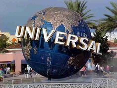Universal Studios. Either Hollywood or Orlando.