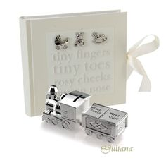 Album set mot dintisor tren pusculita Finger, Place Cards, Place Card Holders, Album, Train, Sleeve, Card Book
