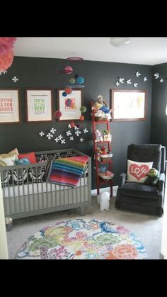 If I have a kid this is the kind of room he/she will have