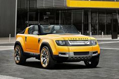 Land Rover DC100 Sport concept | Car Gallery | Premium luxury SUVs | Autocar India