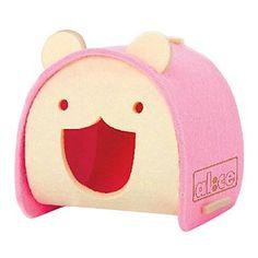 Amazon.com : YANGXIN Hamster Cartoon House Playhouse, Pink : Pet Supplies