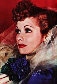 Lucille Ball Brains, beauty and a great sense of humor.