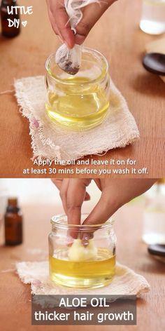 Diy Hair Treatment, Natural Hair Treatments, Homemade Hair Treatments, Natural Beauty Recipes, Beauty Tips For Glowing Skin, Hair Remedies For Growth, Skin Care Remedies, Alovera For Hair Growth, Biotin Hair Growth