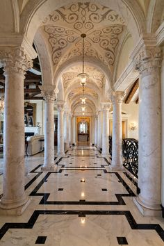 RosamariaGFrangini | Architecture Luxury Interiors | MM&Co. | Luxury and wealth grand mansion. Dream home ~DK
