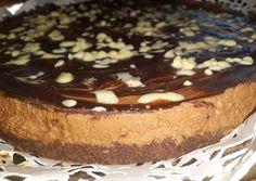 Csokis sajttorta   Lara receptjeCookpad receptek Tiramisu, Ale, Ethnic Recipes, Food, Ale Beer, Essen, Meals, Tiramisu Cake, Yemek