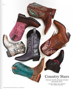 Love Them All! How Do We Choose?! | Justin Boots