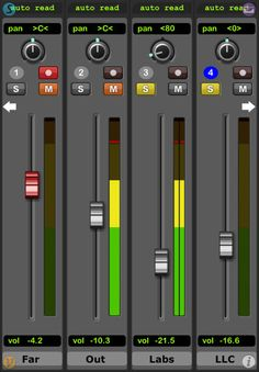 iPad as control surface for ProTools.... now I really want an iPad!!