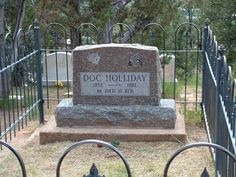 Glenwood Springs, CO: Doc Holliday Grave Colorado Usa, Colorado Homes, Doc Holliday, Famous Graves, Vacation Trips, Vacations, Travel Alone, Solo Travel, Rocky Mountains