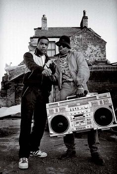 Schoolly D and DJ Code Money hip hop instrumentals updated daily =>… Mode Hip Hop, 80s Hip Hop, Hip Hop Rap, Jamel Shabazz, Radios, Hip Hop Classics, Free Beats, Afro, Love N Hip Hop