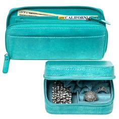 Largo Travel Accessories - Peacock from Z Gallerie