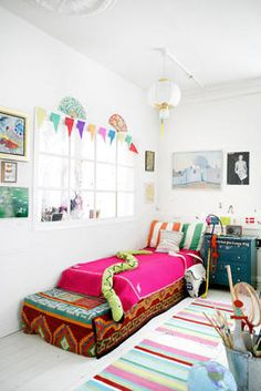 beautiful kid's room
