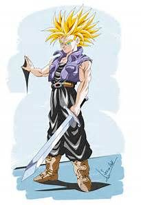 Future Trunks - Bing images