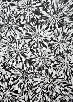 Portfolio of collage artist and illustrator Lola Dupre Textile Prints, Textile Patterns, Color Patterns, Print Patterns, Textiles, Art Design, Graphic Design, Collage Artists, Texture Art