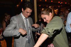 Shailene Woodley Co-Star GIFs: Miles Teller