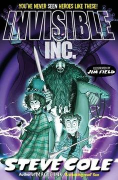 Invisible Inc. (Magic Ink 4) by Steve Cole https://www.amazon.co.uk/dp/0857078763/ref=cm_sw_r_pi_dp_x_6qnzzbRTMVYDD
