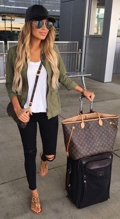 Check out top 25 spring outfits for now!… (cute color for hair)
