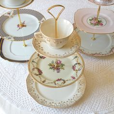 If I'm going to keep having teas, I'm going to need some pretty servingware!