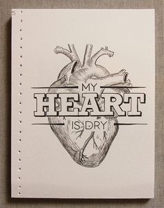 pinterest.com/fra411 #typography #lettering The Love Booklet by Antonio Rodrigues Jr, via Behance