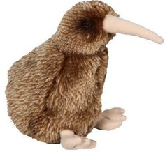 Brown Kiwi Soft Toy